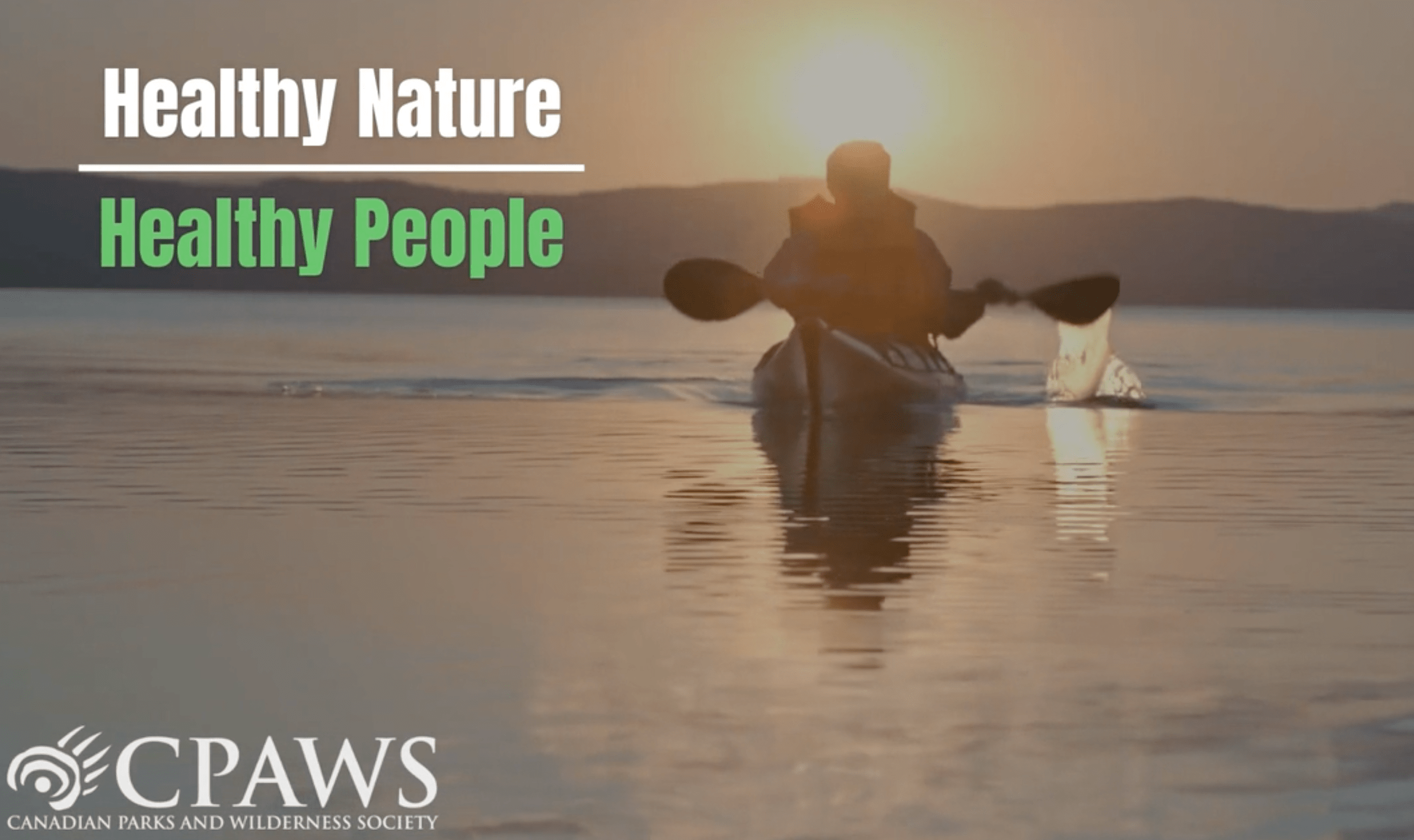 CPAWS Parks Report 2020
